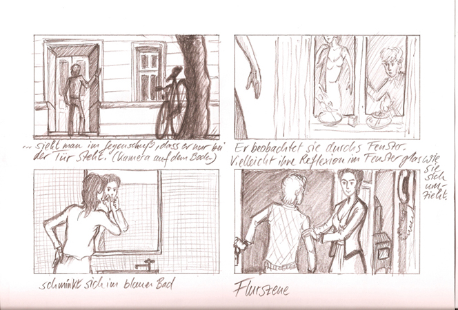 Storyboarding For Film Film Storyboard